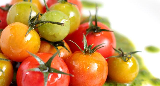 Tomates-cereja